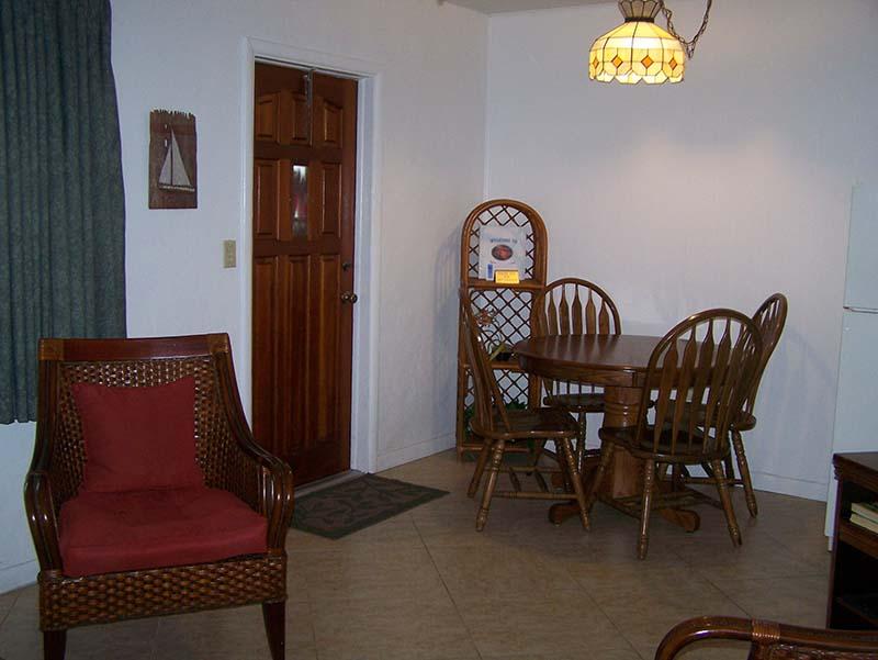 SE2D Dining Area